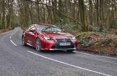 lexus rc f sport price lexus rc 200t f sport review prices specs and 0 60 time