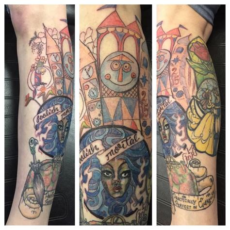 tattoo room madame leota from haunted mansion tiki room and it s a