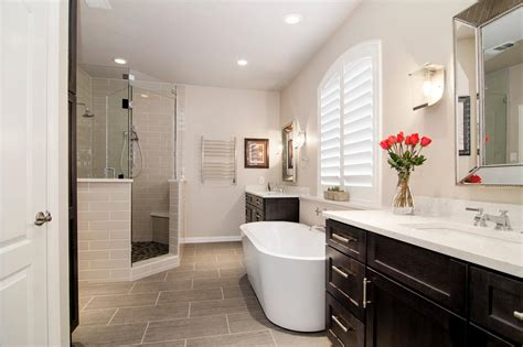 bathroom styles ideas master bathrooms hgtv