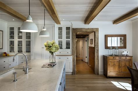 modern farmhouse style 250 ways to harmonize rustic charm with contemporary living books kitchen cabinets island shelves cabinetry white walnut