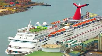 Cruise To Us Virgin Islands And Puerto Rico carnival fantasy s new homeport for caribbean cruises