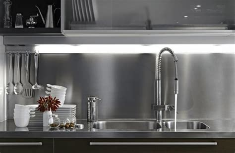 Unique Kitchen Faucets custom stainless steel sinks and countertops by just