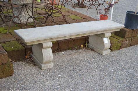 panchina pietra orvieto arte panca in pietra