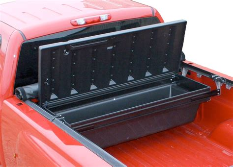 truck bed tool chest how to install a truck toolbox