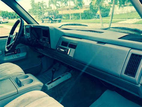 1993 chevy full size blazer tahoe yukon in mint conditions for sale in hialeah florida united 1993 chevy full size blazer tahoe yukon in mint conditions for sale in hialeah florida united