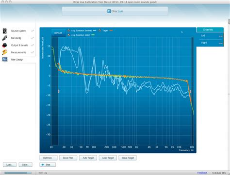 room correction software dirac live review