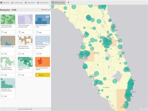 arcgis tutorial for health power bi gets robust mapping with arcgis computerworld
