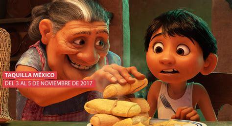 coco film télécharger taquilla m 233 xico coco vence a thor cine premiere