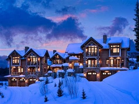 Ski Lodge Floor Plans Beautiful Architecture That Will Make You Clap 30 Pics