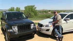 Jeep Parent Company 2012 Jeep Liberty Vs Volvo Xc60 R Design Mashup