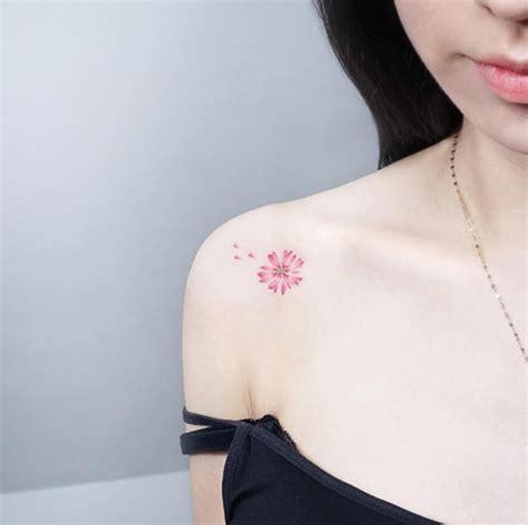tattoo flower mini 54 classic floral tattoo ideas for spring tattooblend