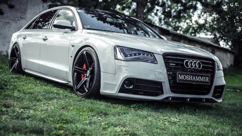 Audi S8 Tuning by Audi A8 Tuning