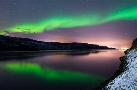 northern lights in sweden 2017 norvegia la magia dell boreale