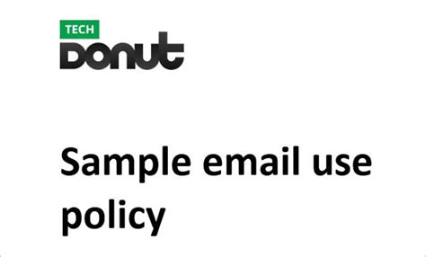 email privacy policy template sle website privacy policy template techdonut
