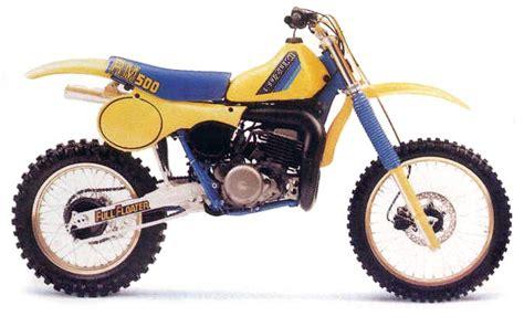 Rm500 Suzuki Suzuki Models 1985 Page 2