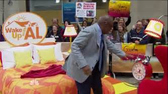 Alabama Sweepstakes - nbc tv commercial wake up with al sweepstakes ispot tv
