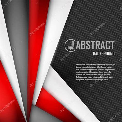 imagenes de uñas en blanco y rojo fondo abstracto de papel de origami de rojo blanco y