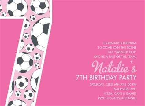 children s 7th birthday invitation wording 7th birthday invitation wording dolanpedia invitations ideas
