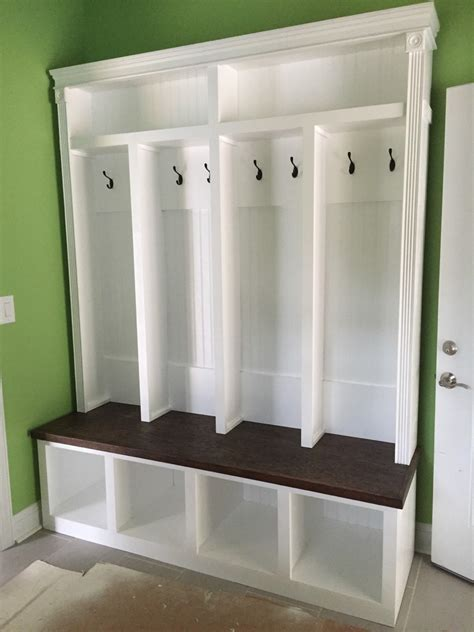 entryway lockers with bench entryway locker hall tree storage locker mudroom dropzone