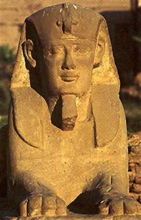Lu Hid Eagle sphinx of thebes