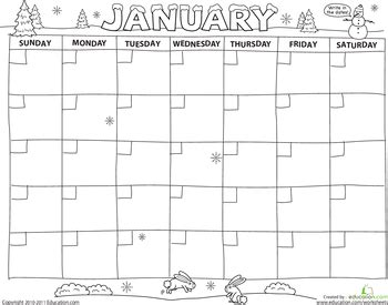 january printable games create a calendar calendar activities calendar