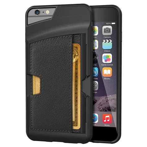iphone 6 plus 6s plus wallet q card for iphone 6 6s 5 5 quot by cm4