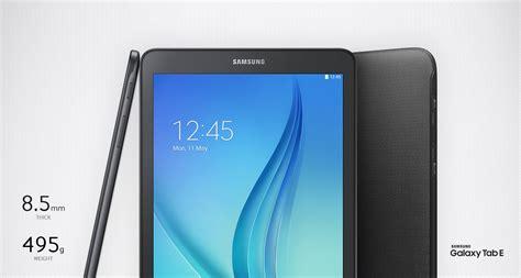 Tab E Samsung Galaxy Tab E Techthink Pl