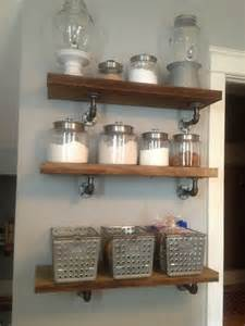 industrial look shelving custom industrial style shelves by co llc