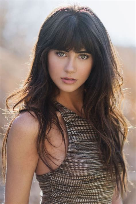 Hairstyles For Hair With Bangs by Hair With Bangs Hairstyles 1000 Ideas About Bangs