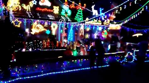 2014 christmas lights voted best display in sydney and