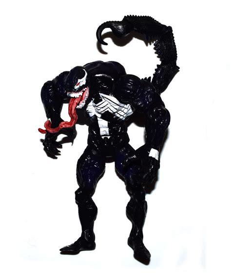 Figure Venom Marvel 2005 marvel comic 6 quot spider venom figure ebay