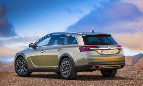 opel in australia is known as opel 2014 insignia country tourer boot scootin opel