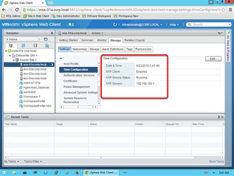 Difference Between Forward And Lookup Zones Vmware On Labs Hol Mbl 1653