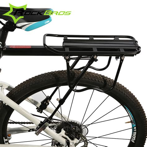 Road Bike With Rack Mounts by Aliexpress Buy Rockbros Bike Bicycle Alloy Cargo