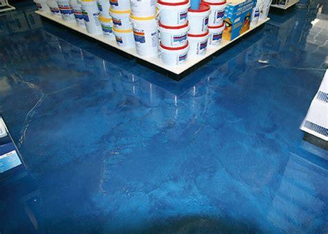 epoxy floors faux ice decorative concrete concrete decor