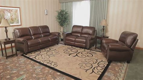 full grain leather reclining sofa htl reclining sofa best htl furniture reviews homesfeed