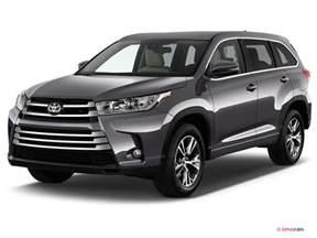 Toyota Highlander Images 2017 Toyota Highlander Prices And Deals U S News