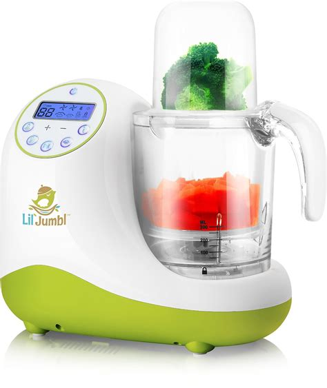 Pupu Home Baby Food Maker most buy list of best baby food processor reviews top 10