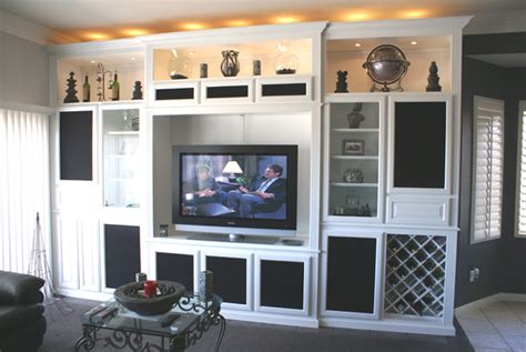 built  home entertainment system platinum cabinetry