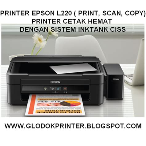 Printer Scan Epson Murah printer epson l220 harga jual spesifikasi printer mangga dua glodokprinter