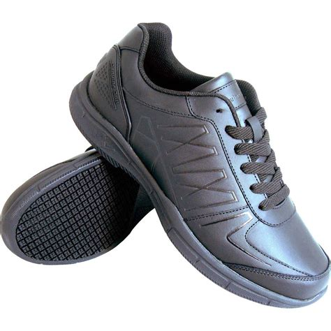 slip resistant athletic shoes genuine grip slip resistant athletic shoe gg1600