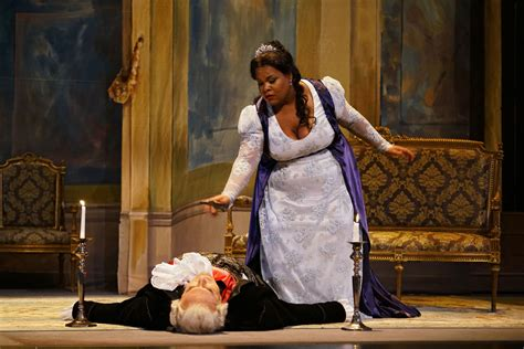 New Tosca a second chance for tosca the new yorker