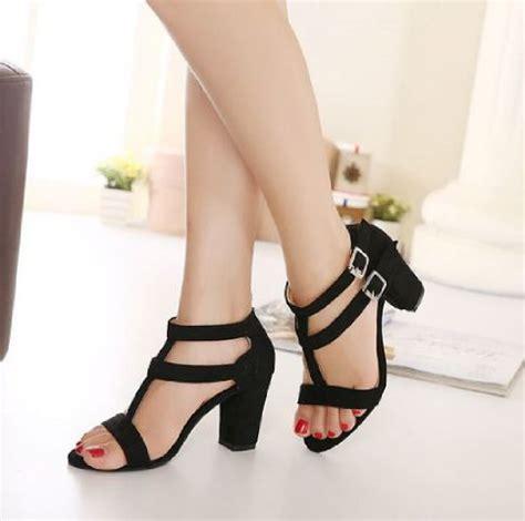Heels Wanita Sepatu Wanita Mu5260 high heels sepatu sandal wanita murah dan cantik