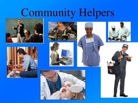 one helpers community helpers