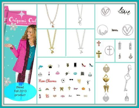 Origami Owl Products - the new origami owl jewelry fall 2013 for october
