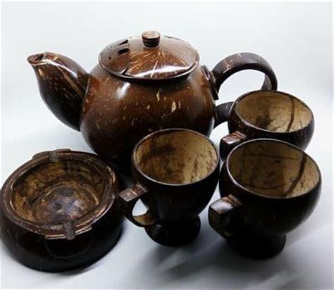 Minyak Batok Kelapa 45 ide kerajinan tangan dari bahan limbah organik ragam