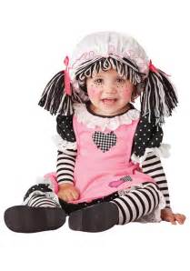 Infant Halloween Costumes Baby Rag Doll Costume