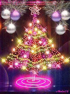 merry christmas christmas tree gif merrychristmas christmastree spin discover share gifs