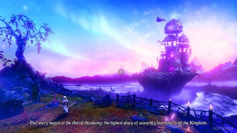 vibrant wallpaper for walls quick look trine 3 artifacts of power with gameplay