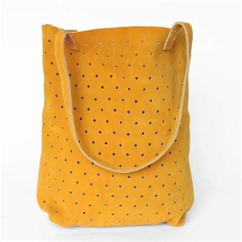 Handmade Bag Suede Lovely 82 best it s in the bag images on